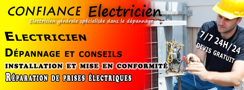 Electricien Ermont, 95 - Intervention dépannage electricien Ermont 01.34.28.61.92